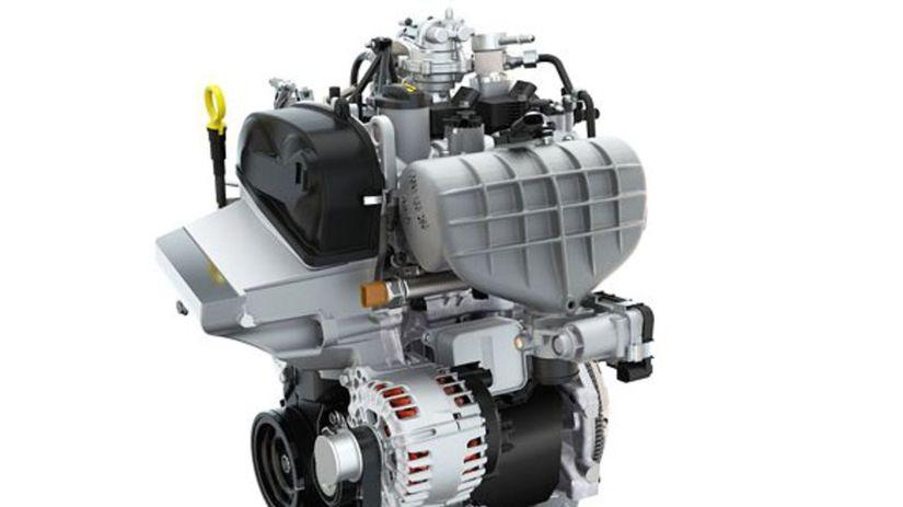 VW - motor 1,0 TSI