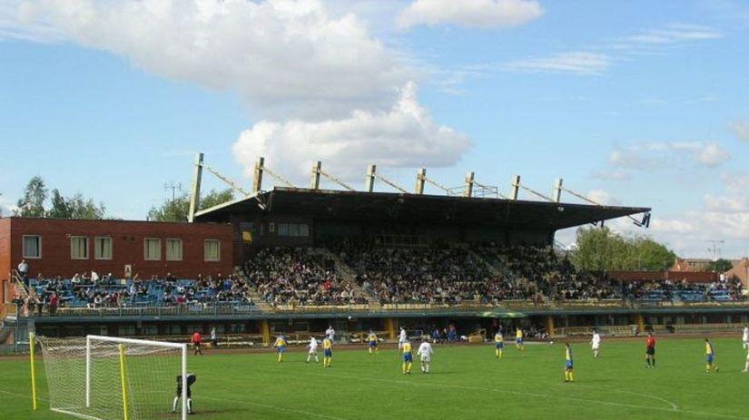 futbalový štadión, futbal