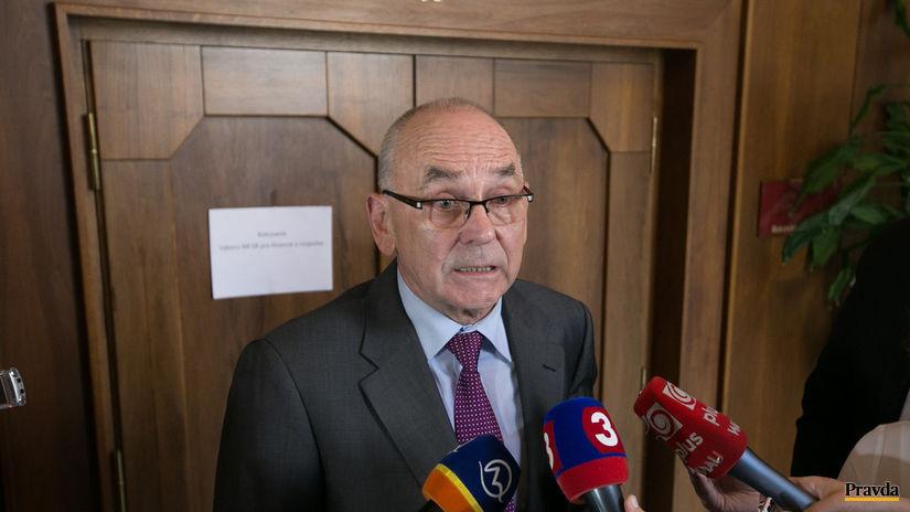 Karol Mitrík, NKÚ