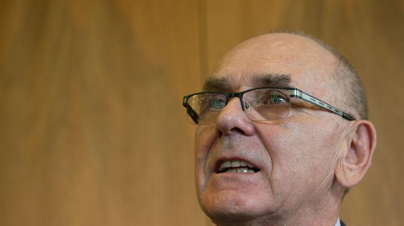 Karol Mitrík, šéf NKÚ,