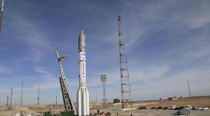 Proton, Progress, raketa