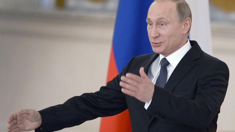 vladimir Putin, Rusko