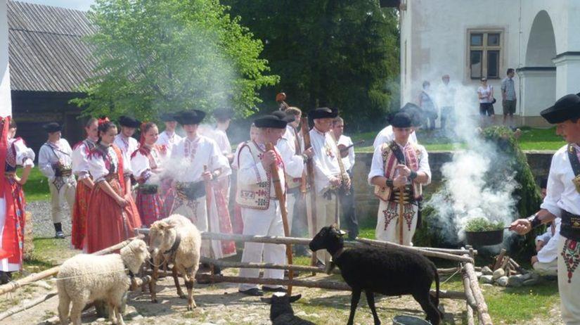 ovce, salaš, bača, pasenie, košiar, liptov,