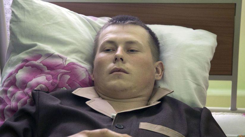 Ukrajina, ruský vojak