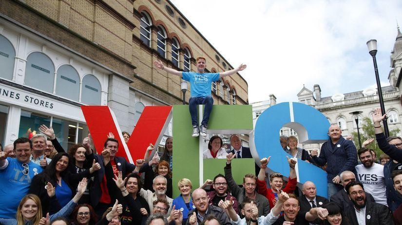 Írsko, kampaň, gejovia, homosexuálne...