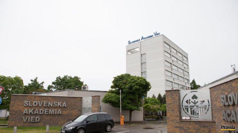 SAV, Slovenká akadémia vied
