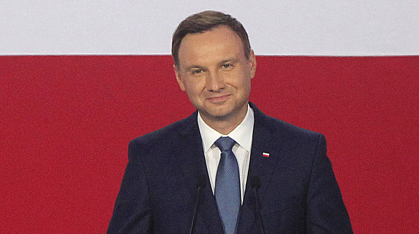 poľsko, prezident, andrzej Duda
