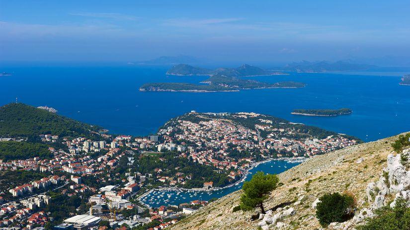 Šipan, ostrov, Chorvátsko, more, leto,...