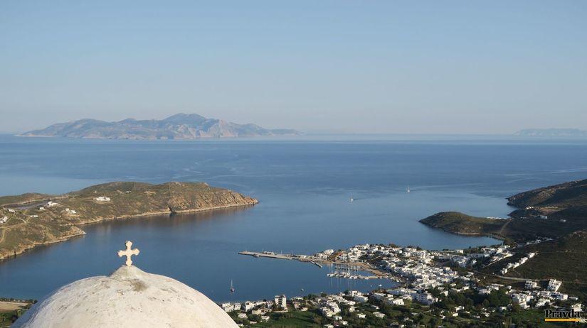 Kyklady, jachty, more, Grécko, plachtenie,...