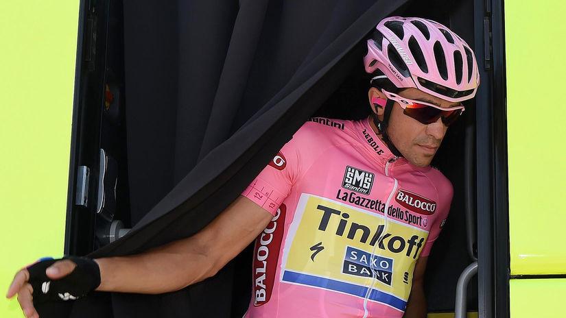 Alberto Contador, Giro d´Italia