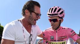 Alberto Contador, Mario Cicpollini