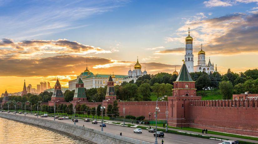 Moskva, Kremeľ