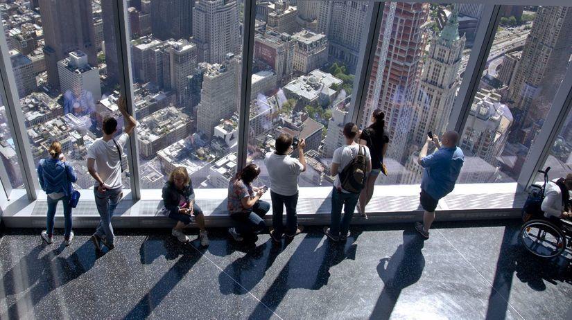 New York, One World Observatory, One World...
