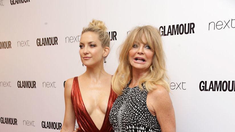 Kate Hudson a Goldie Hawn