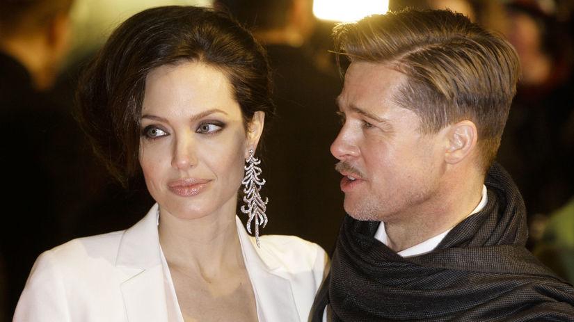 Rok 2009: Herečka Angelina Jolie