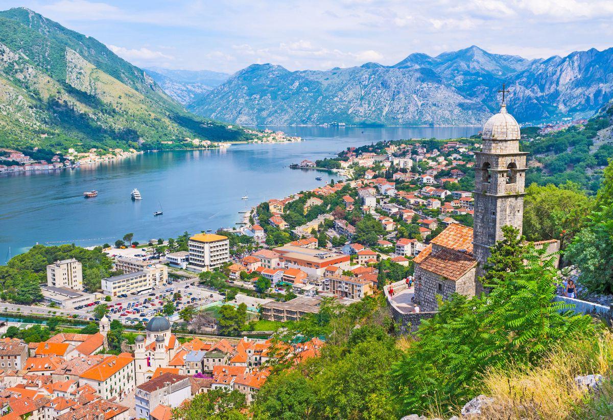 Čierna Hora, Montenegro, more, Jadran, dovolenka pri mori, letná dovolenka, Stredozemné more, Kotor