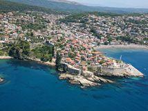 Čierna Hora, Montenegro, more, Jadran, dovolenka pri mori, letná dovolenka, Stredozemné more, Ulcinj