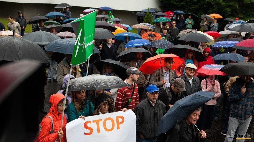 SAV, protest, reforma SAV