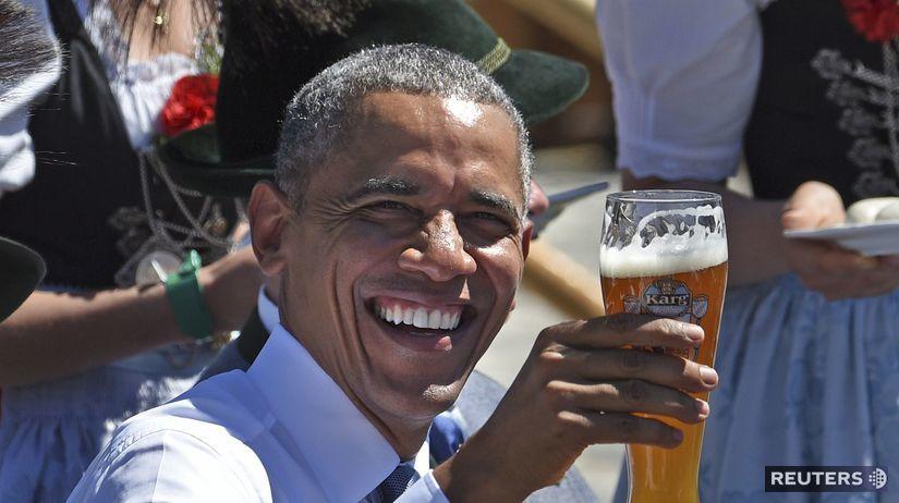 Barack Obama, summit G7