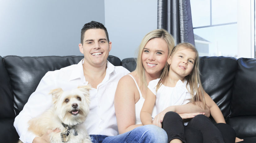 pes, rodina, alergia
