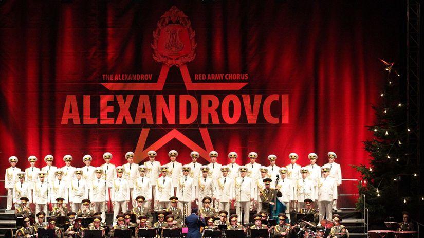 Alexandrovci v BA 2013  1