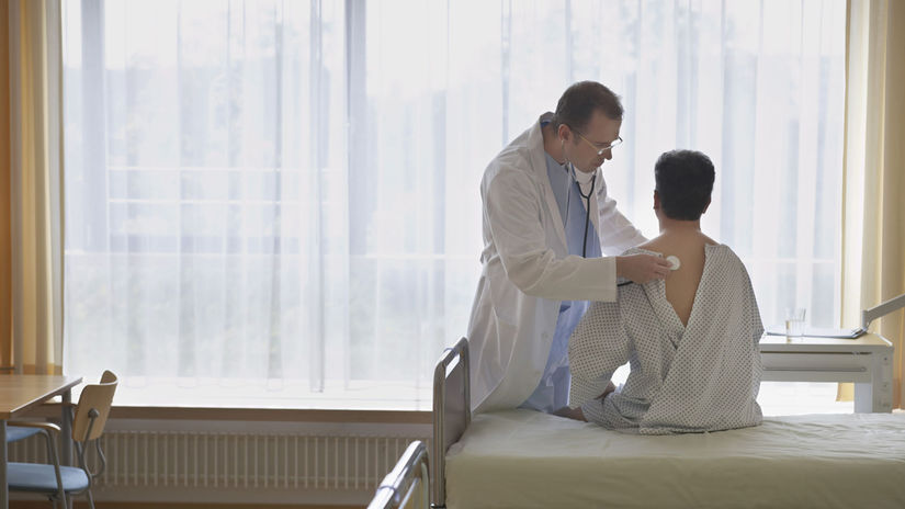 Lekár, zdravotníctvo