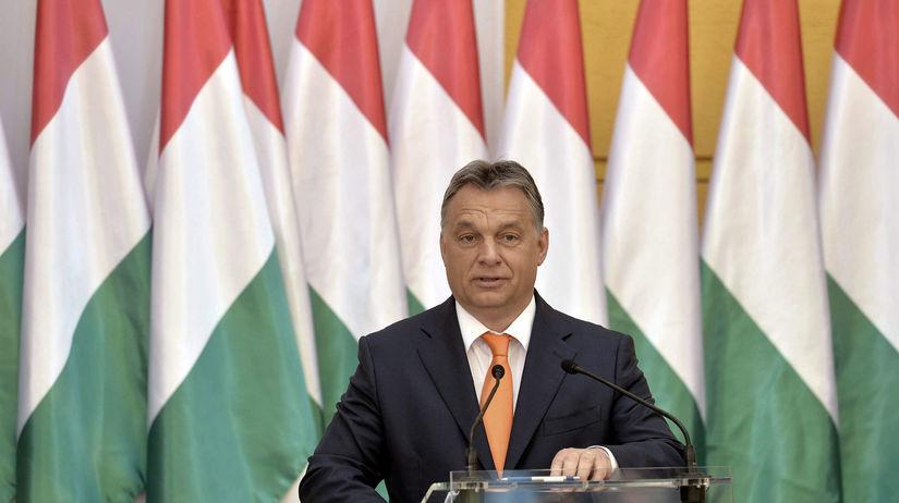 Viktor Orbán, maďarský premiér, Budapesť