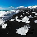 Zátoka Jökulsárlón, Národný park Vatnajökull, Island