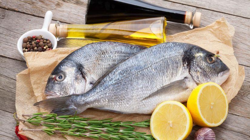 ryby, rybacina
