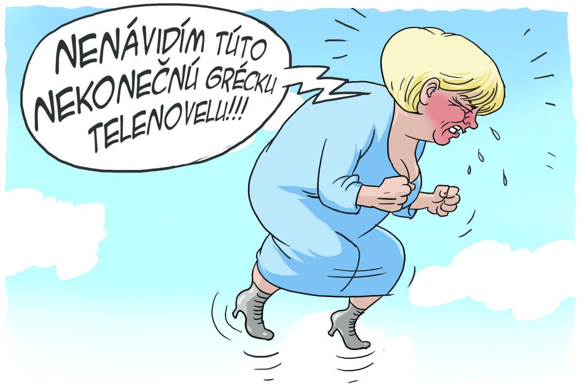 Karikatúra 18.06.2015