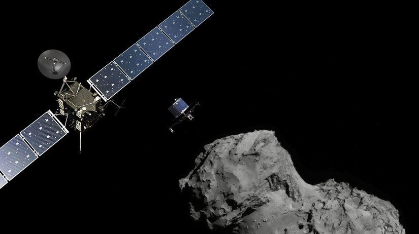 Philae, sonda Rosetta