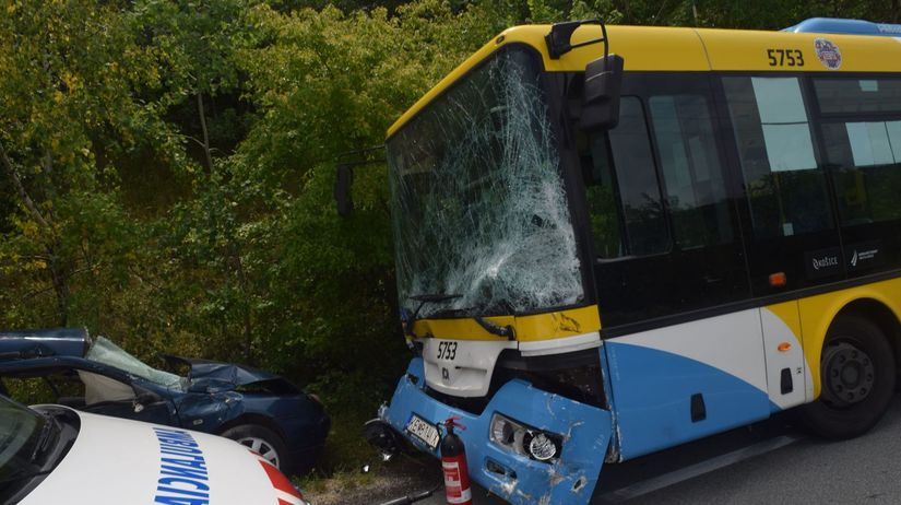 nehoda, Košice