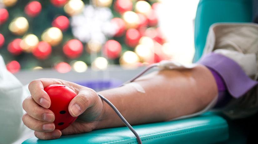 krv, odber krvi, darovanie krvi