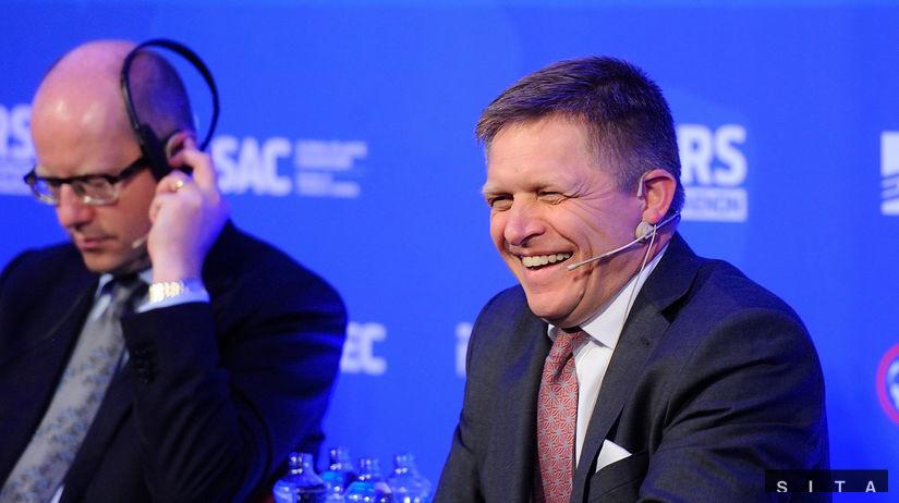 Robert Fico, GLOBSEC