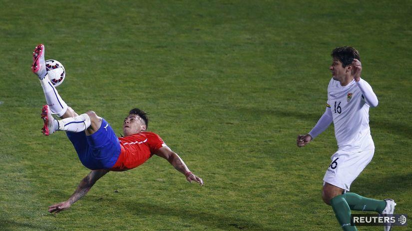 Eduardo Vargas, Čile, Copa América