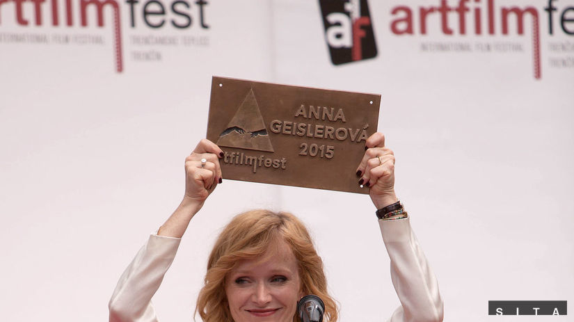 ART FILM FEST: Hercova misia - Anna Geislerová