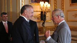 Kiska, princ Charles