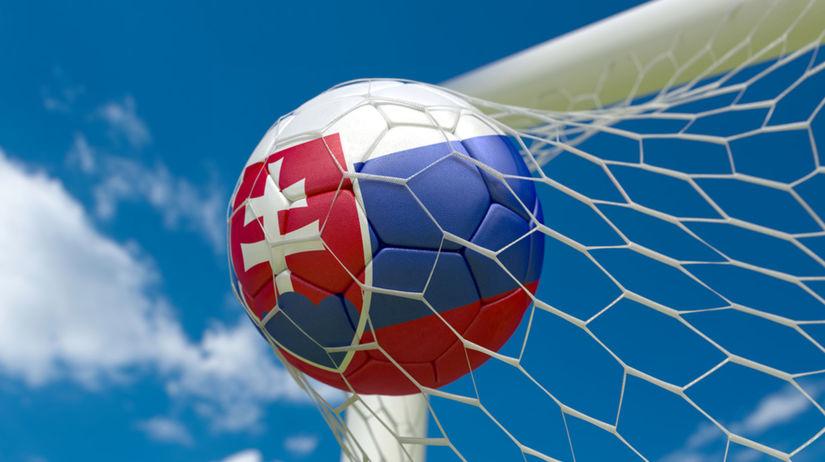 Slovensko, futbal, futbalová lopta, futbalová...