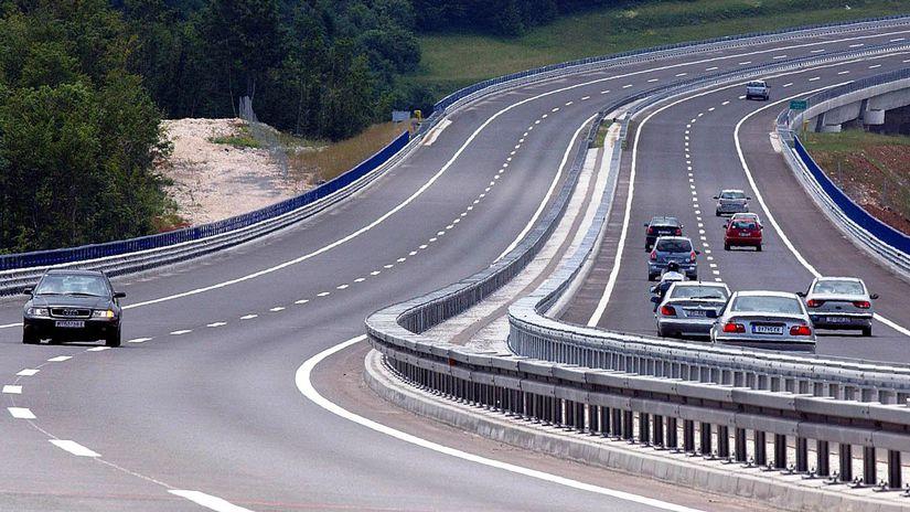 Chorvátske diaľnice