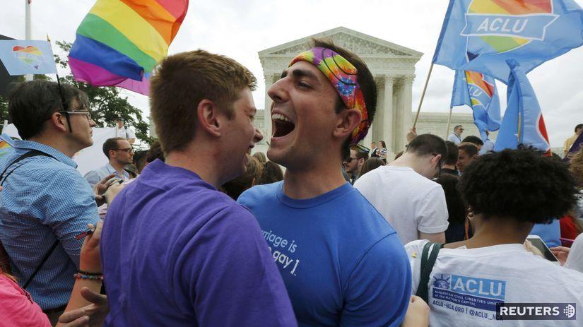 homosexuáli, manželstvá homosexuálov