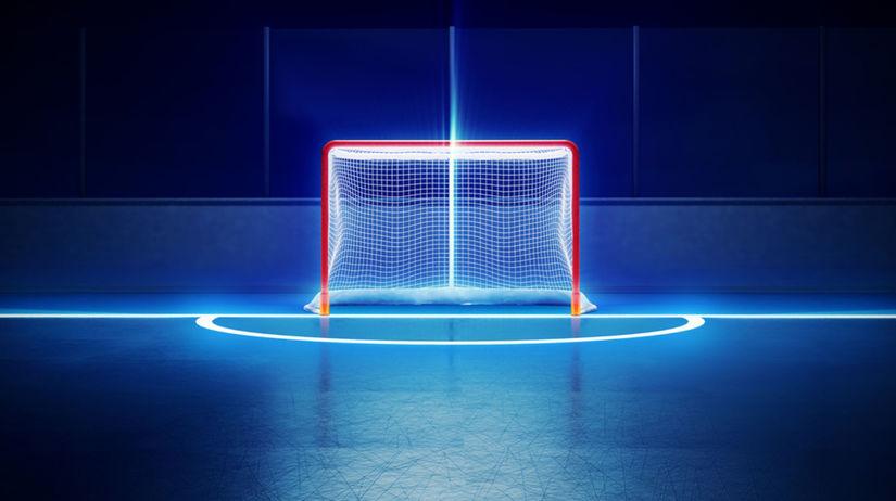 NHL, hokej, hokejová bránka