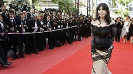Rok 2009: Herečka Isabelle Adjani
