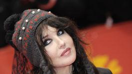 Rok 2010: Herečka Isabelle Adjani