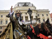 Bratislava, korunovačné slávnosti 2015