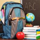 školská taška, aktovka, žiak, škola