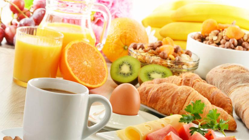 raňajky, cereálie, výživa