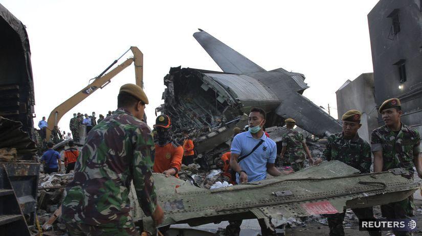 INDONESIA-MILITARY/CRASH