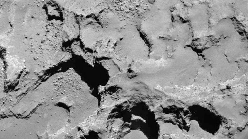 kométa, sonda Rosetta, 67P/Čurjumov-Gerasimenko