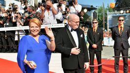 Dagmar Havlová a Daniel Herman