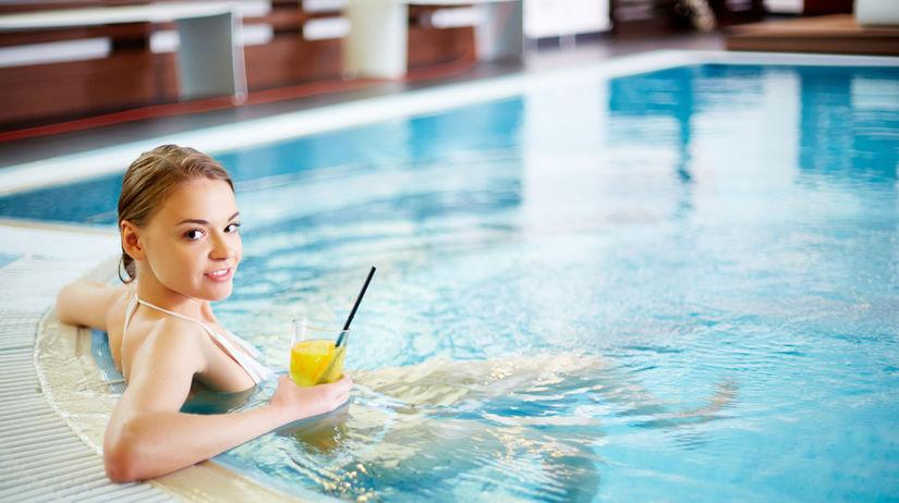 wellness, voda, bazén, relax, oddych,...